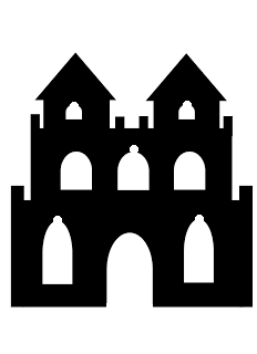 Castle svg #13, Download drawings