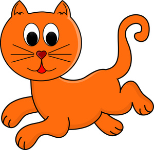 Cat clipart #5, Download drawings