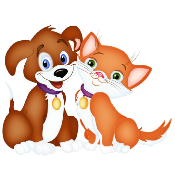 Cat & Dog clipart #14, Download drawings