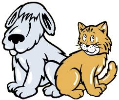 Cat & Dog clipart #18, Download drawings