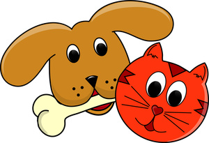Cat & Dog clipart #17, Download drawings