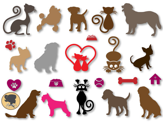 Cat & Dog svg #9, Download drawings