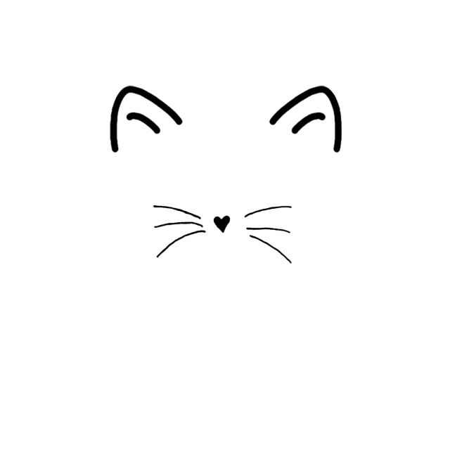 cat ears svg #566, Download drawings