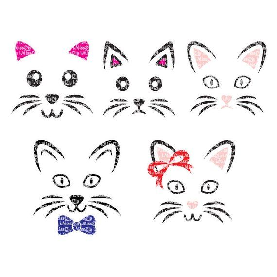 cat ears svg #565, Download drawings