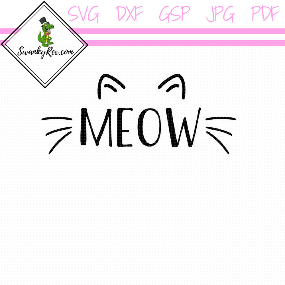 cat ears svg #574, Download drawings