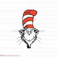 cat in the hat svg #6, Download drawings
