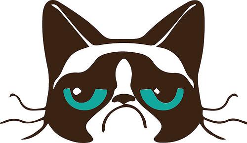 Grumpy Cat svg #20, Download drawings
