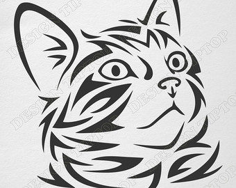 Cat svg #6, Download drawings