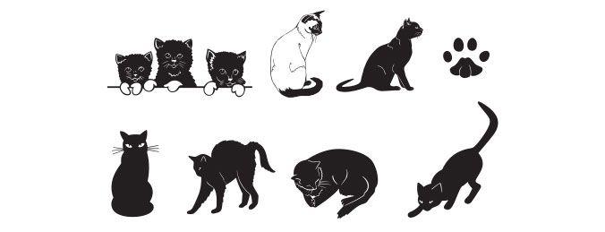 cat svg free #238, Download drawings