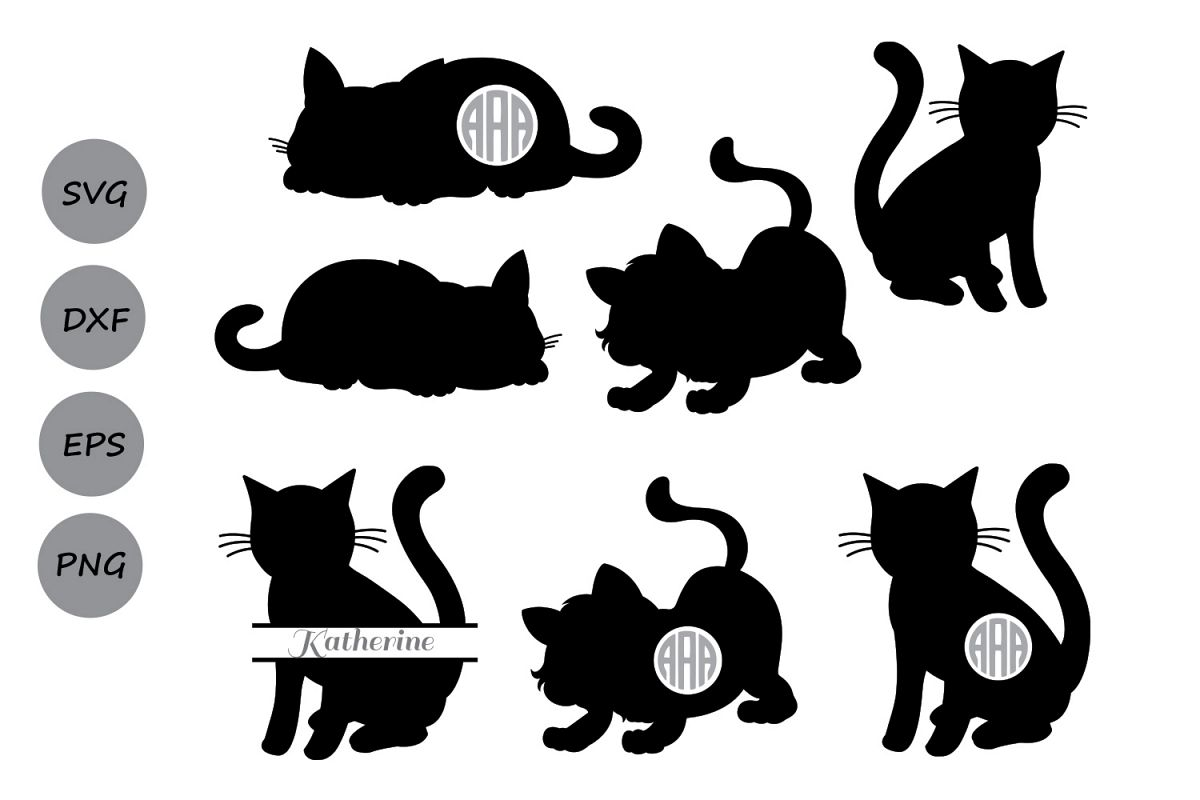 cat svg free #236, Download drawings