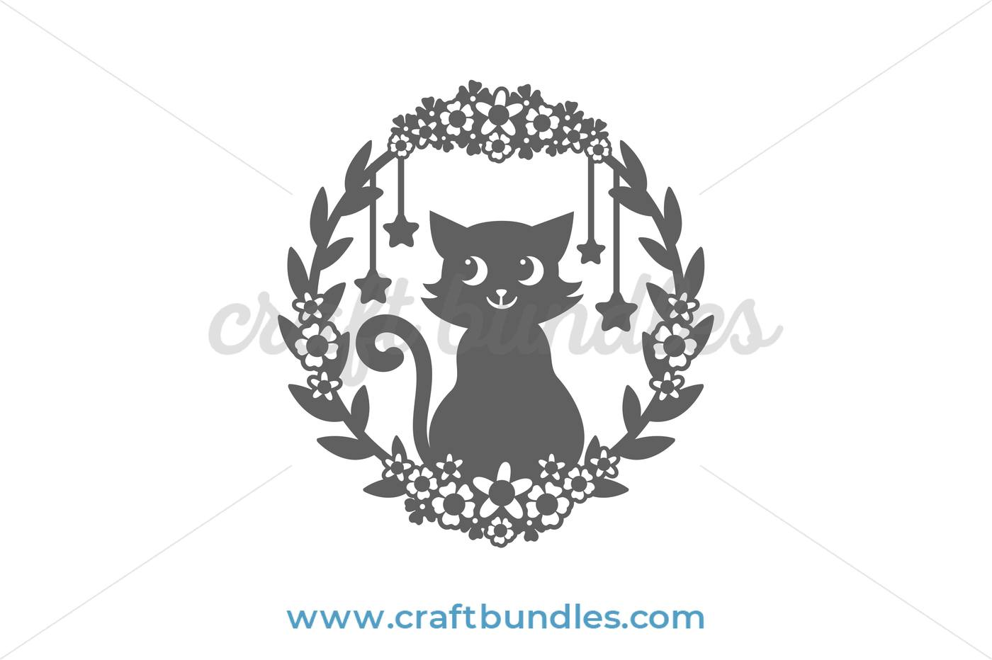 cat svg free #232, Download drawings