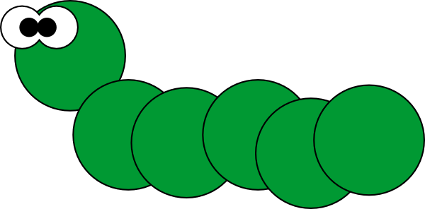 Caterpillar clipart #10, Download drawings