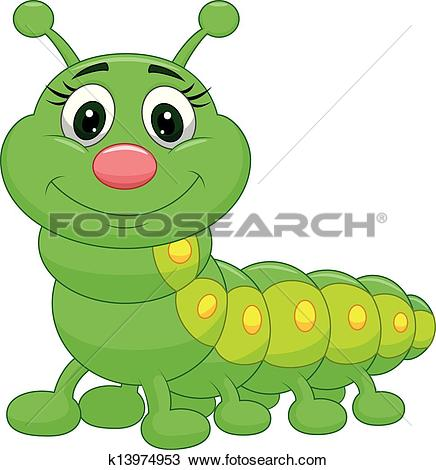 Caterpillar clipart #6, Download drawings
