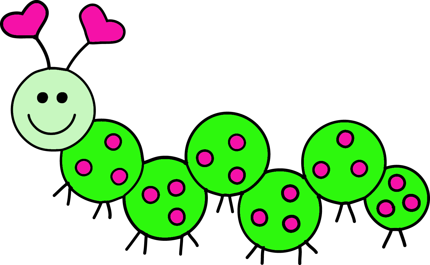 Caterpillar clipart #13, Download drawings