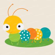 Caterpillar svg #2, Download drawings