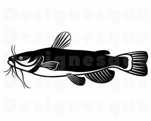 catfish svg #1079, Download drawings