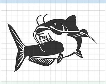 catfish svg #1080, Download drawings