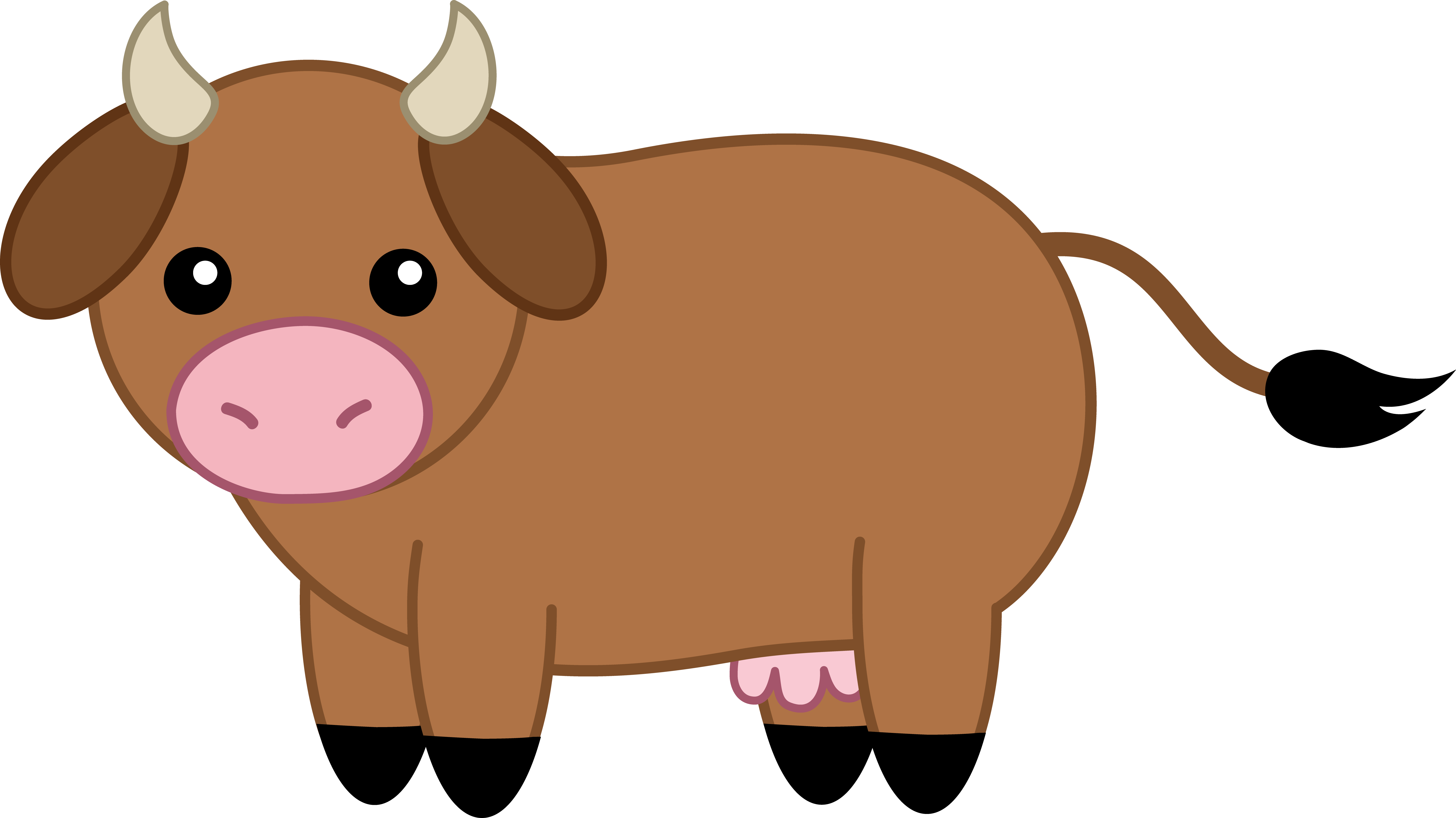 Cattle clipart #1, Download drawings