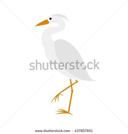 Cattle Egret clipart #6, Download drawings