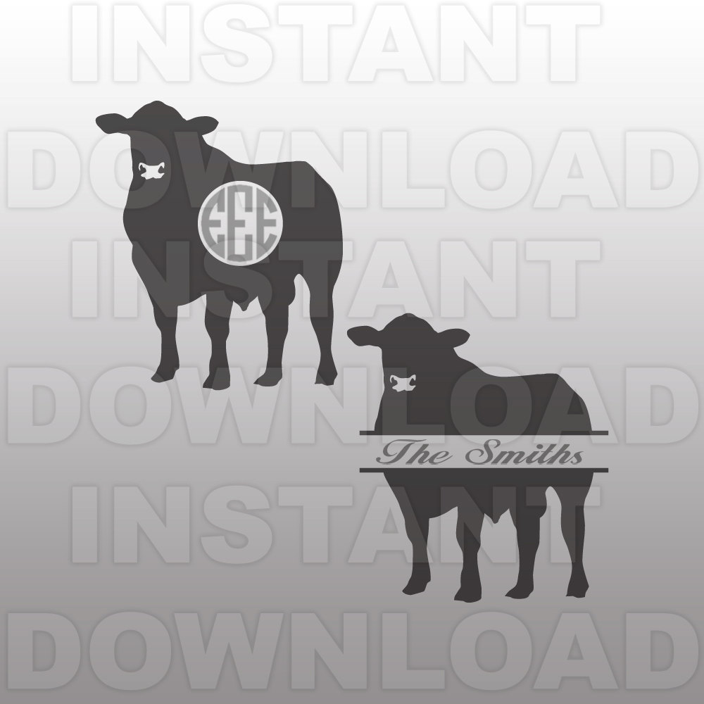 Cattle svg #11, Download drawings