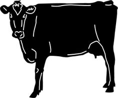 Cow svg #5, Download drawings