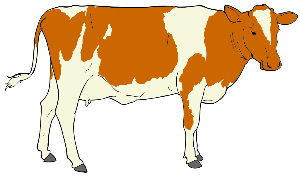 Cow svg #11, Download drawings