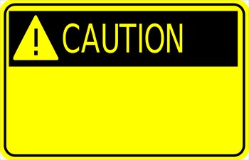 Caution clipart #13, Download drawings
