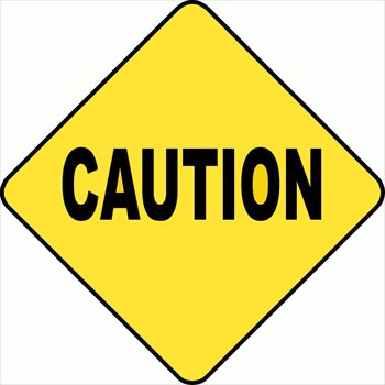 Caution clipart #19, Download drawings