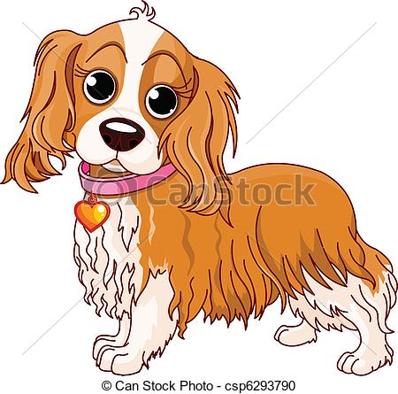 Cavalier King Charles clipart #18, Download drawings