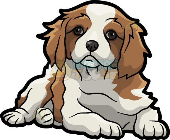 Cavalier King Charles clipart #16, Download drawings