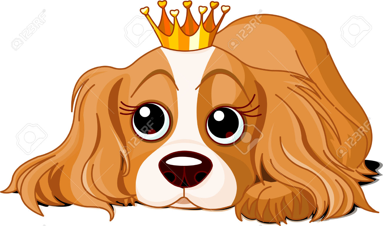 Cavalier King Charles clipart #10, Download drawings