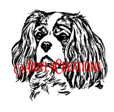 Cavalier King Charles svg #2, Download drawings