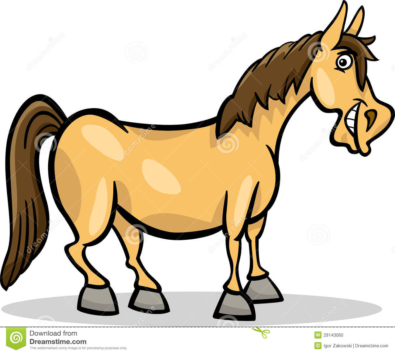 Cavallo clipart #4, Download drawings