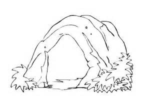 Cavern coloring #5, Download drawings