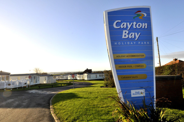 Cayton Bay coloring #4, Download drawings