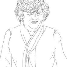 Celebrity coloring #10, Download drawings