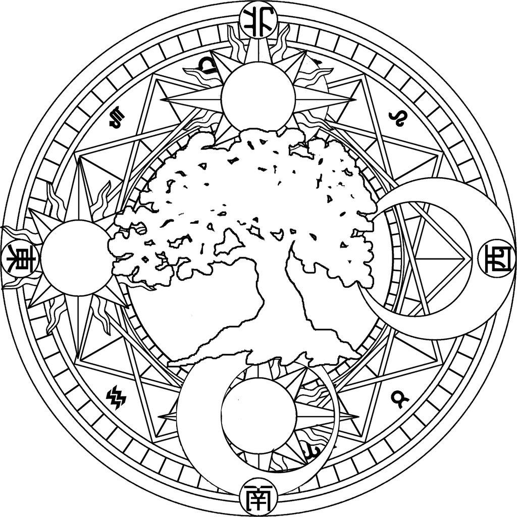 Celestial coloring #15, Download drawings