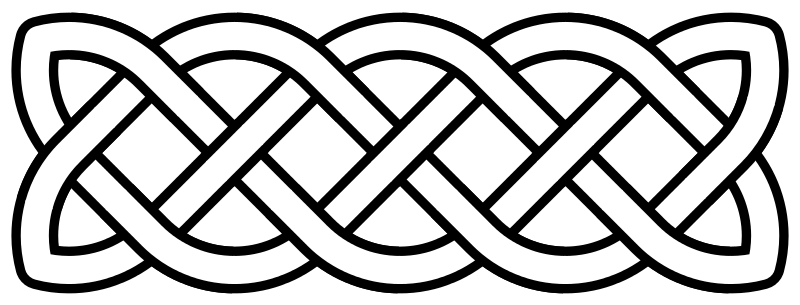 celtic knot svg #711, Download drawings