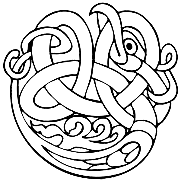 celtic knot svg #683, Download drawings