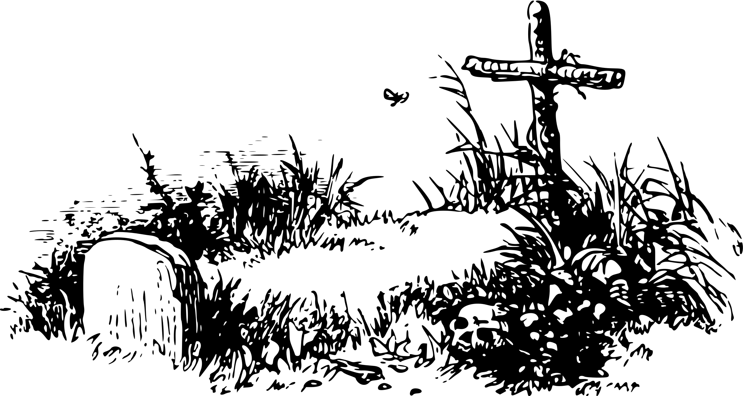 Cenetery clipart #1, Download drawings