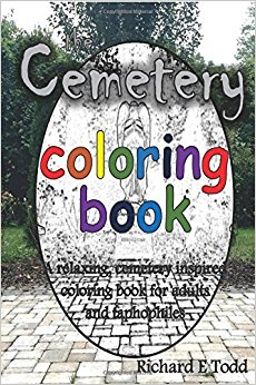 Cemetery coloring #9, Download drawings