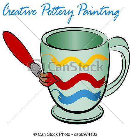 Ceramic clipart #16, Download drawings
