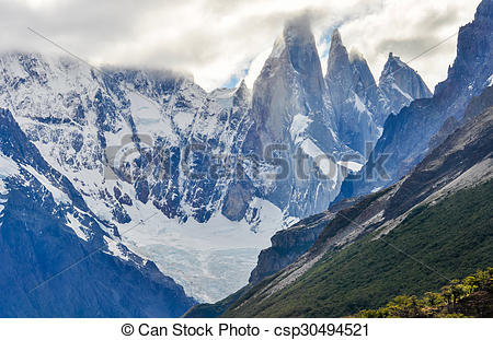 Cerro Torre clipart #16, Download drawings