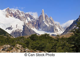 Cerro Torre clipart #9, Download drawings