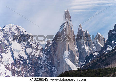 Cerro Torre clipart #12, Download drawings