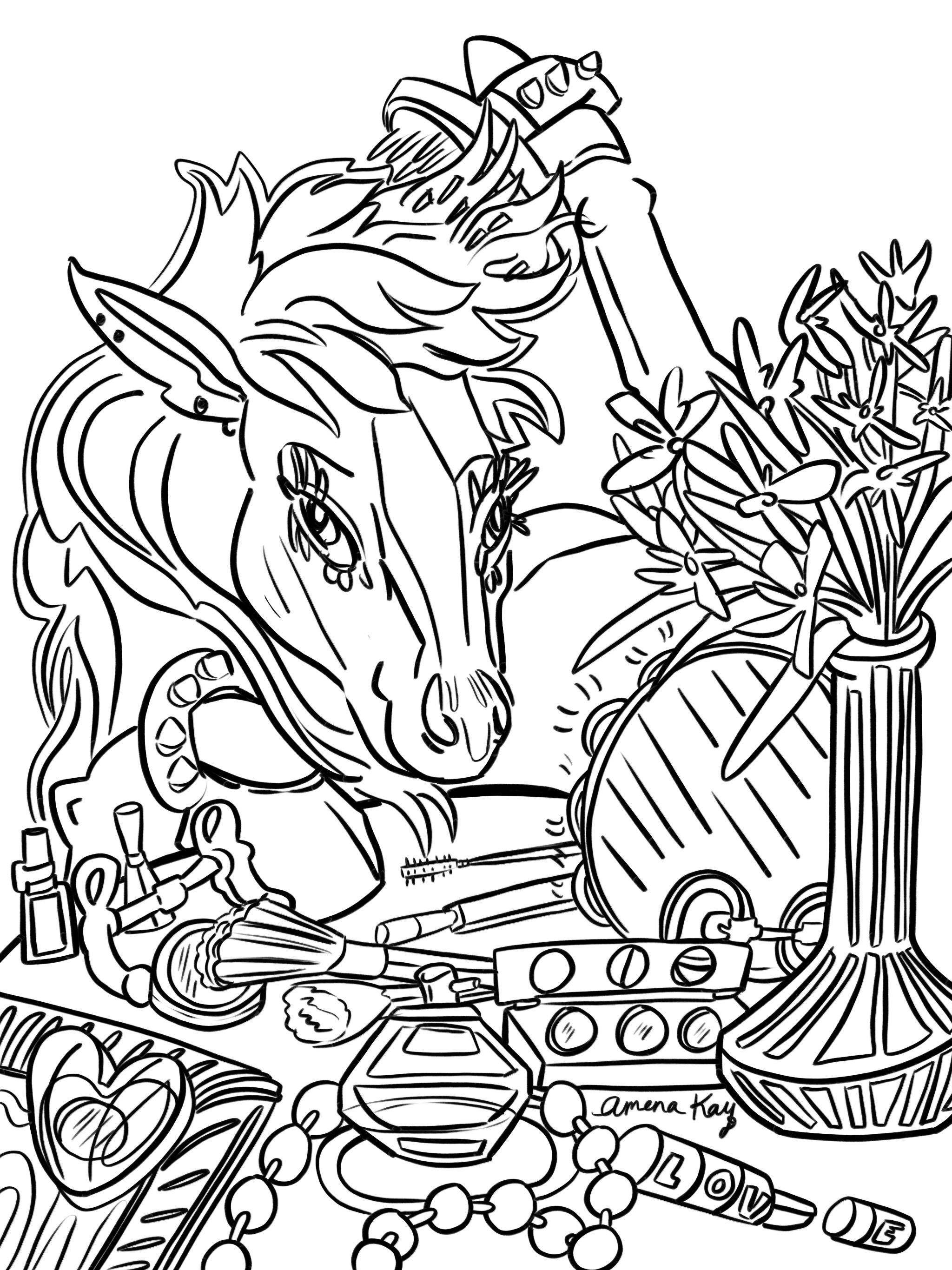 Cetus coloring #1, Download drawings