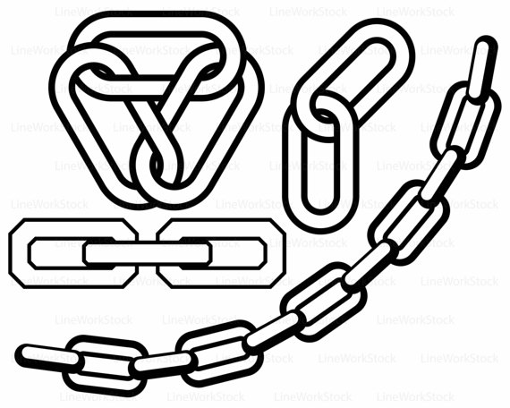 Chain svg #10, Download drawings