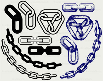 Chain svg #16, Download drawings