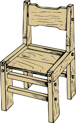 Chair clipart #1, Download drawings