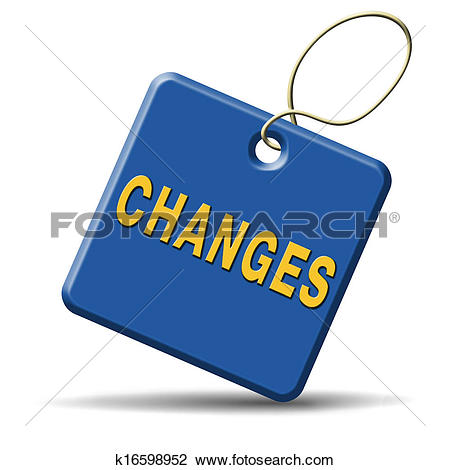 Changes clipart #6, Download drawings